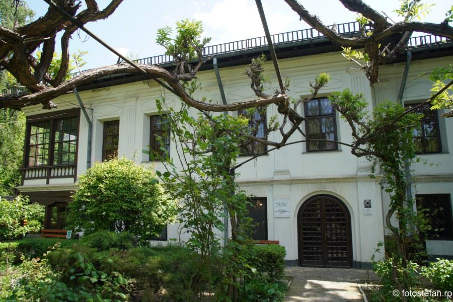 Muzeul Theodor Pallady fotografie exterior casa melik bucuresti