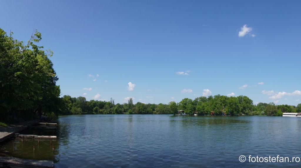 panorama parc herastrau bucuresti