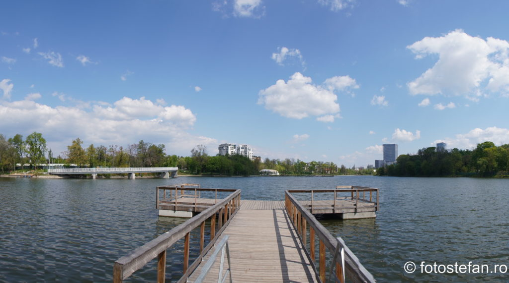 poza panoramica parc bordei bucuresti panorama