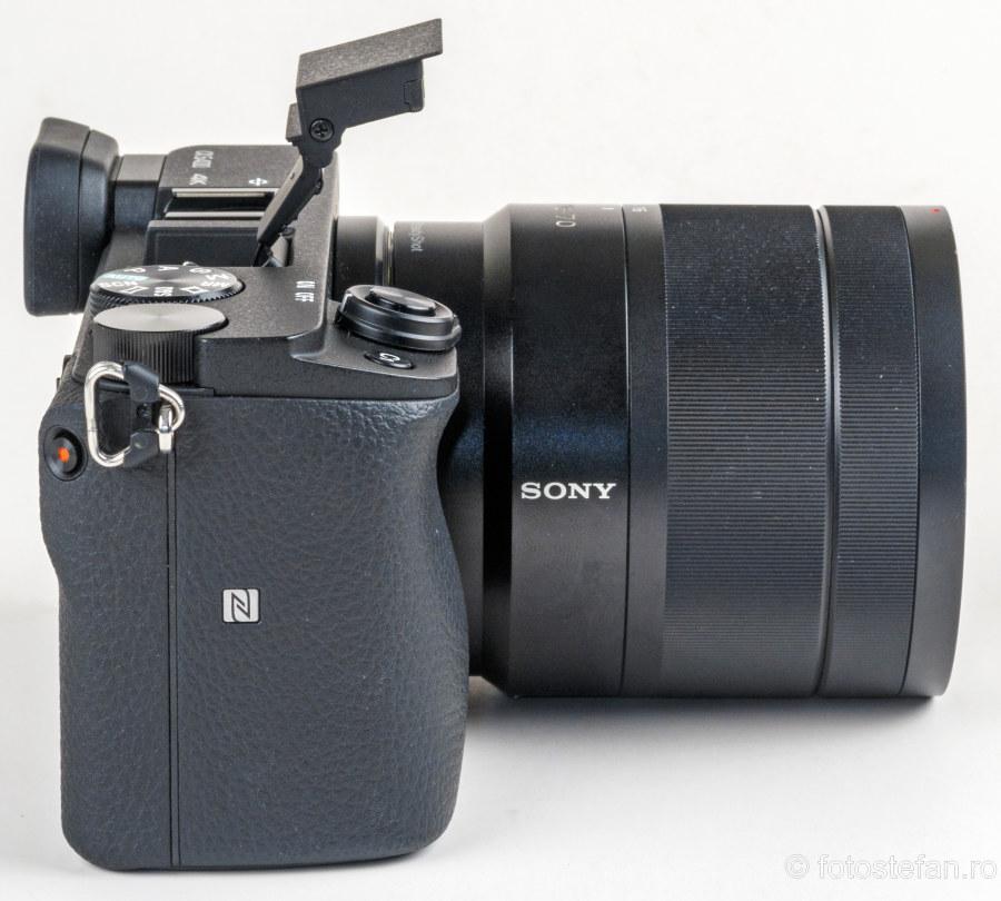 foto blit aparat foto Sony a6400