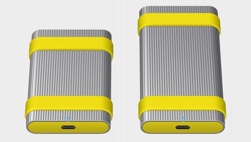 Sony SL-M Sony SL-C ssd extern durabil performant