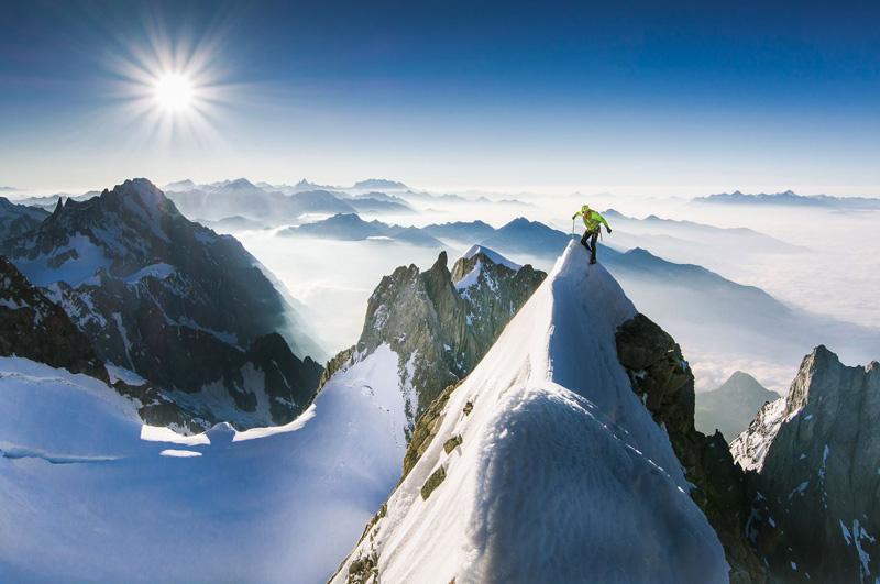 fotografie montana premiata cvcephoto alpi monte blanc