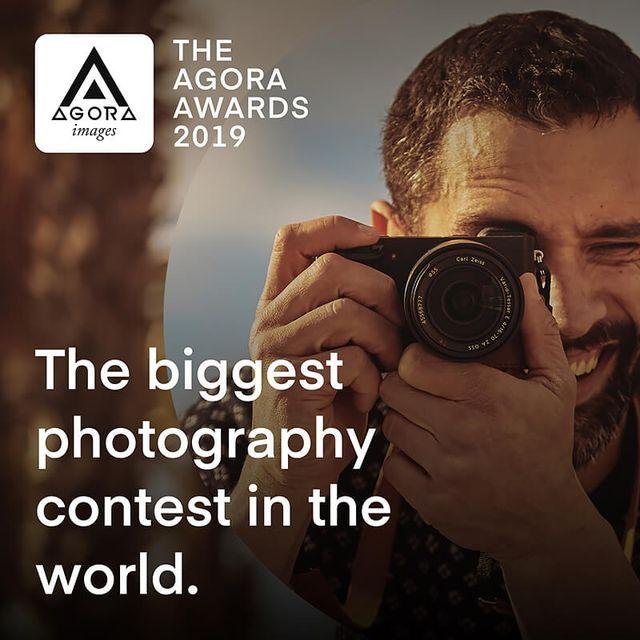 AGORA Awards concurs fotografie app android ios