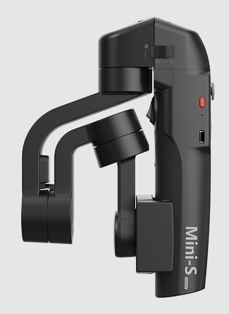 Moza Mini-S stabilizator gimbal pliabil smartphone fotografii