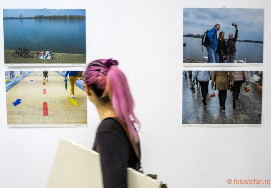 expozitie de fotografie muzeul taranului roman poze