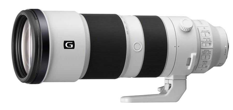 Sony FE 200-600 mm F5.6-6.3 G OSS poza teleobiectiv super zoom