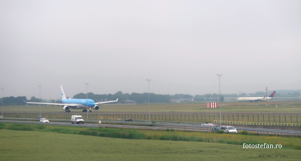 calatorie avion america new york sua amsterdam klm