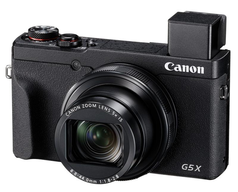 Canon G5X Mark II poza aparat foto compact performant