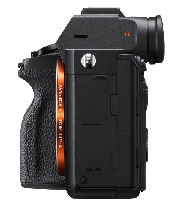 Sony Alpha 7R IV model ILCE-7RM4
