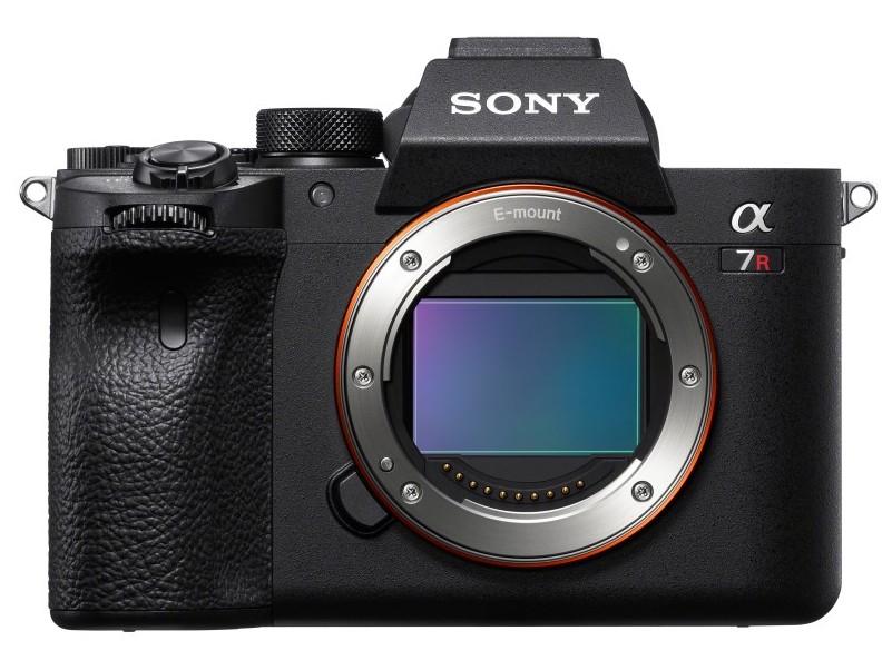 Sony A7R IV poza senzor fuul frame 61 megapixeli