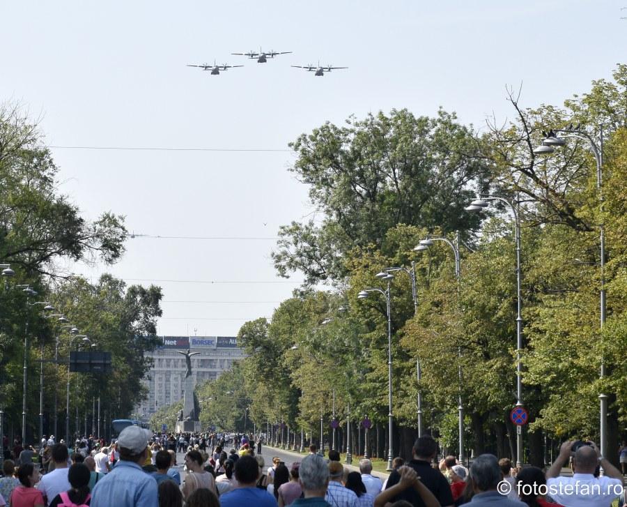fotografii avioane militare Ziua Aviatiei Bucuresti 2019