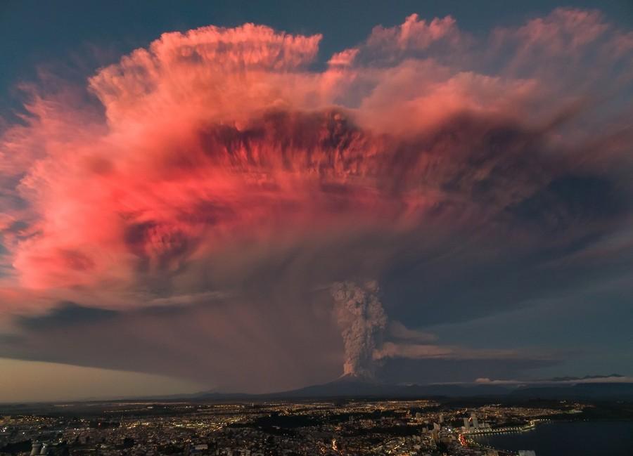 poza vulcan Castigatorii concursului foto Impact Ziua Internationala a Fotografiei