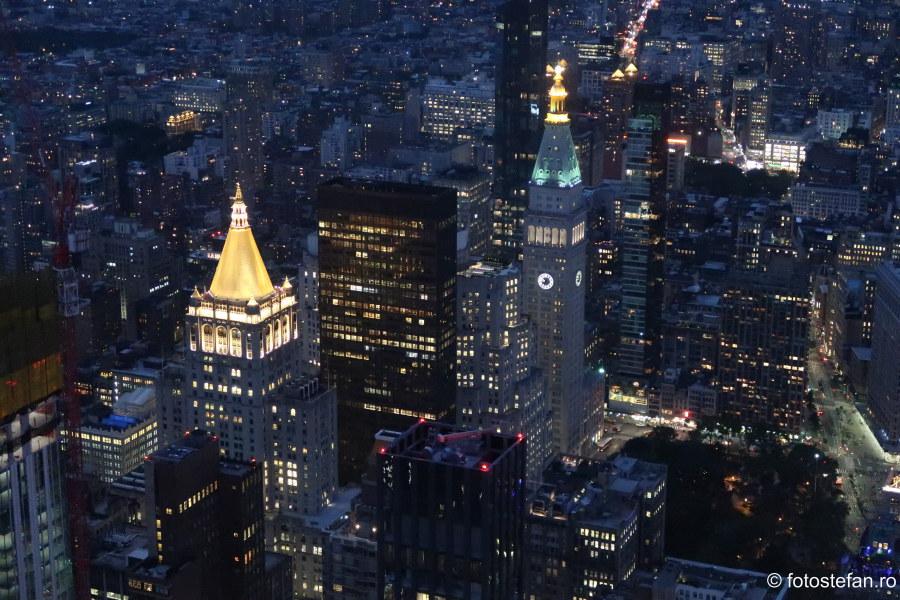 poza seara lumini new york vacanta america