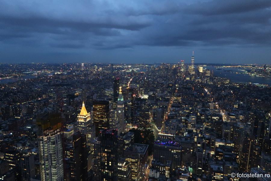 fotografie america new york priveliste seara
