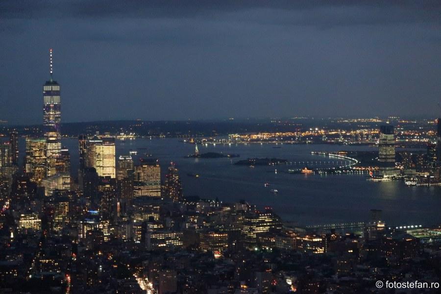 fotografii calatorie new york seara etaj 86 zharie nori