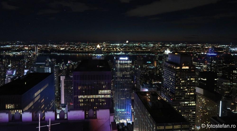 poze vacanta new york #TopoftheRock