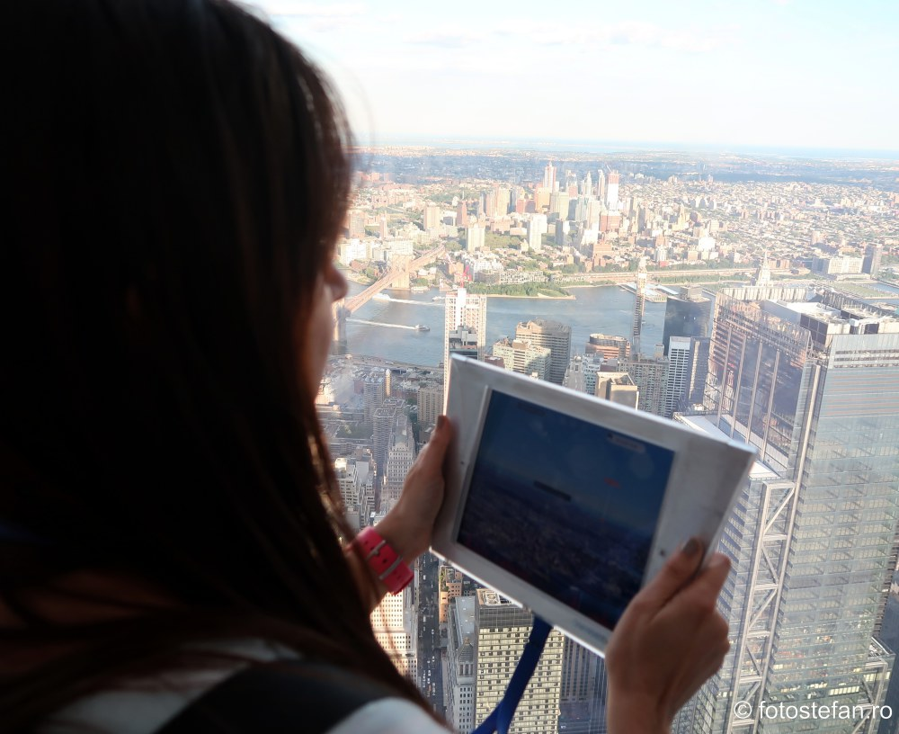gadgeturi utile pentru calatorii poza ipad One World Explorer new york