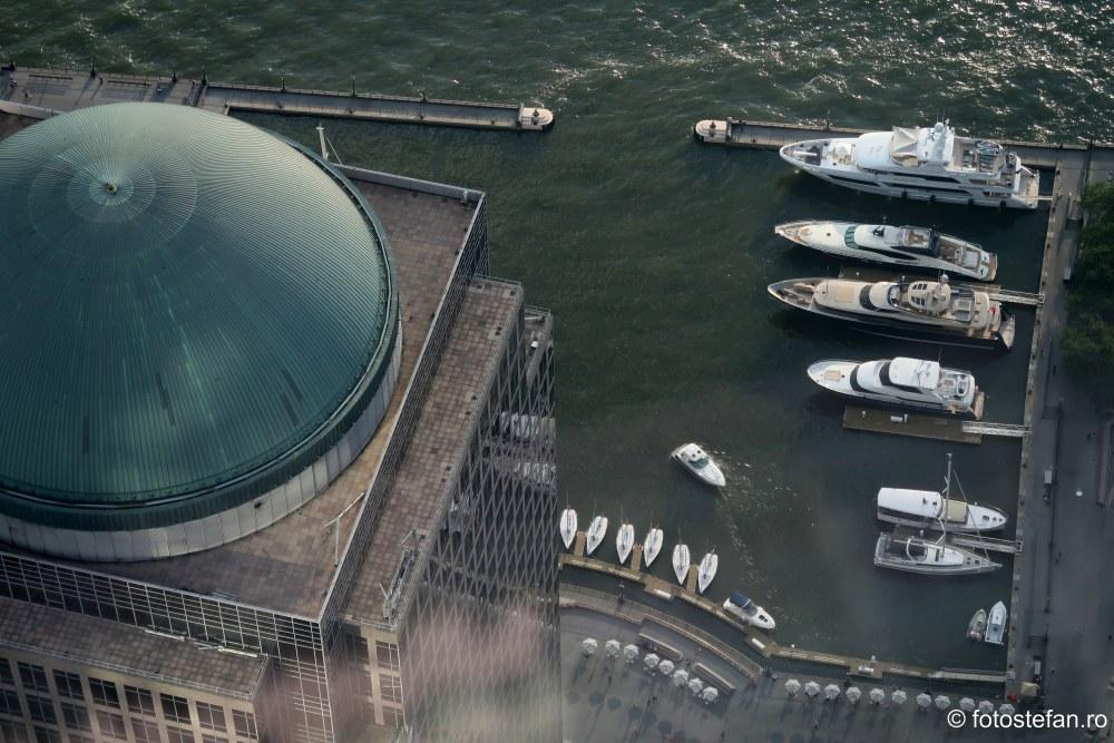 poza yacht new york america vacanta