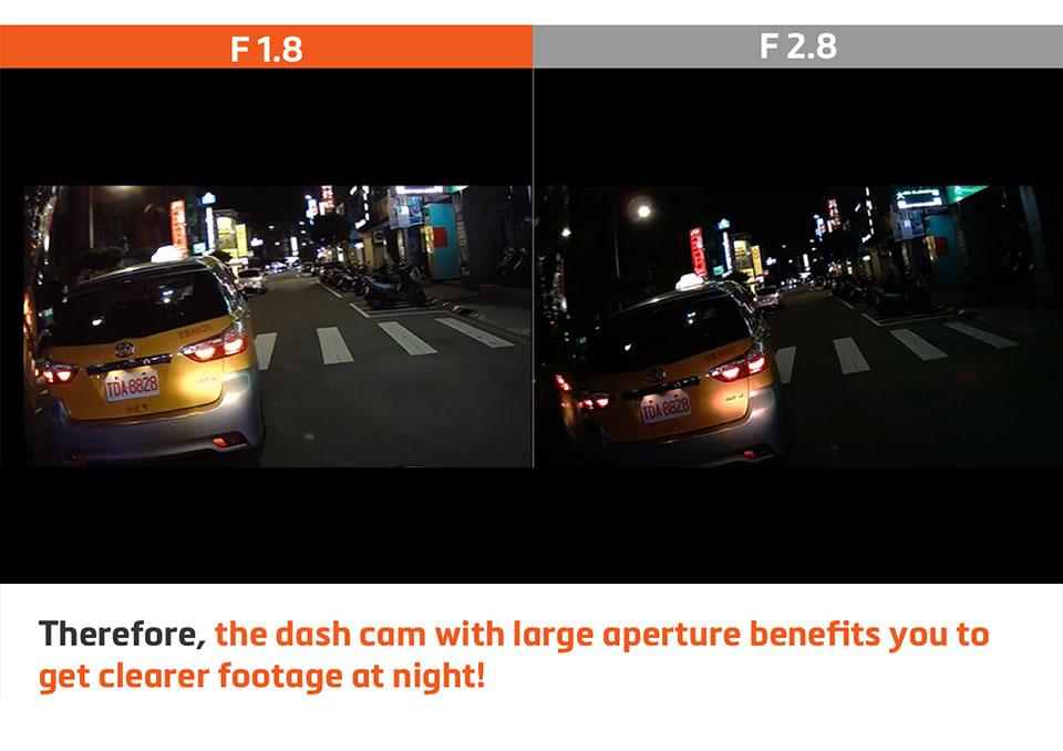 poza noaptea camera video auto