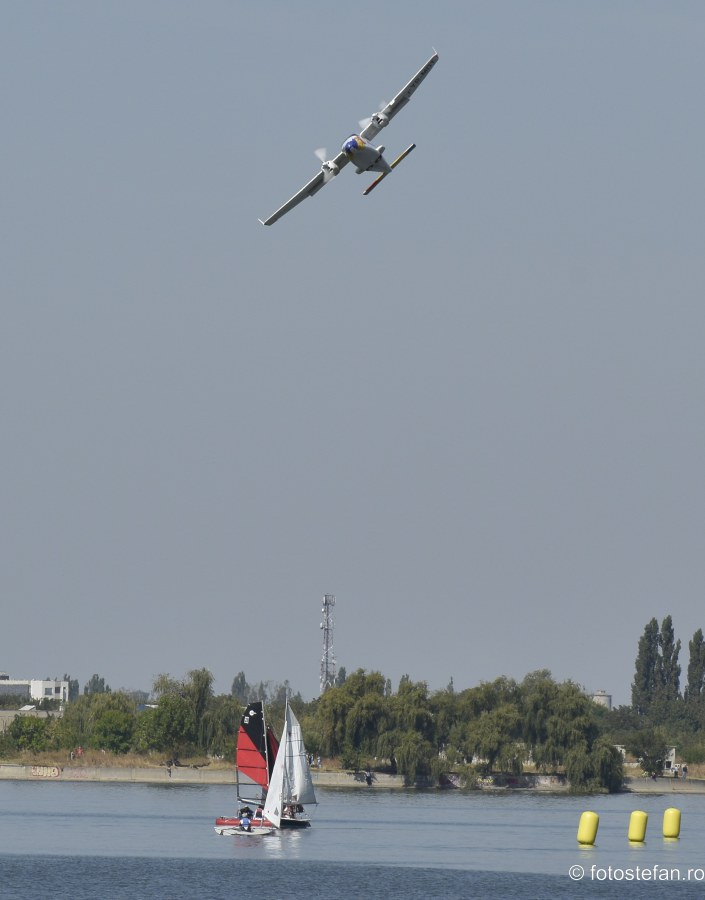 fotografii avion doua motoare Tecnam P2006T Aeronautic Show 2019 bucuresti