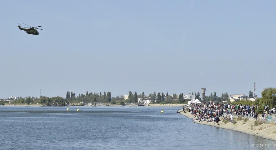 spectatori AeroNautic Show 2019 fotografii bucuresti lacul morii