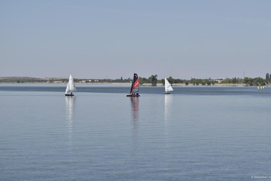 fotografie barci lacul morii bucuresti zoom Nikon AF-S 70-300mm f/4.5-5.6 G IF ED VR