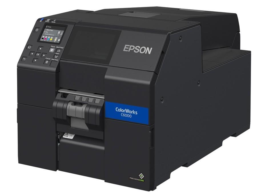 Epson ColorWorks 6000ae imprimanta etichete personalizate