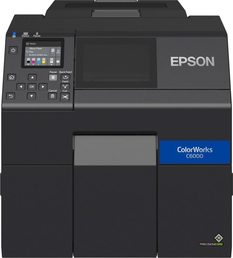Epson ColorWorks 6000ae imprimanta etichete