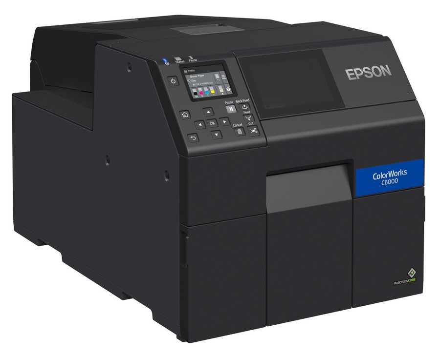 Epson ColorWorks imprimanta eticheta