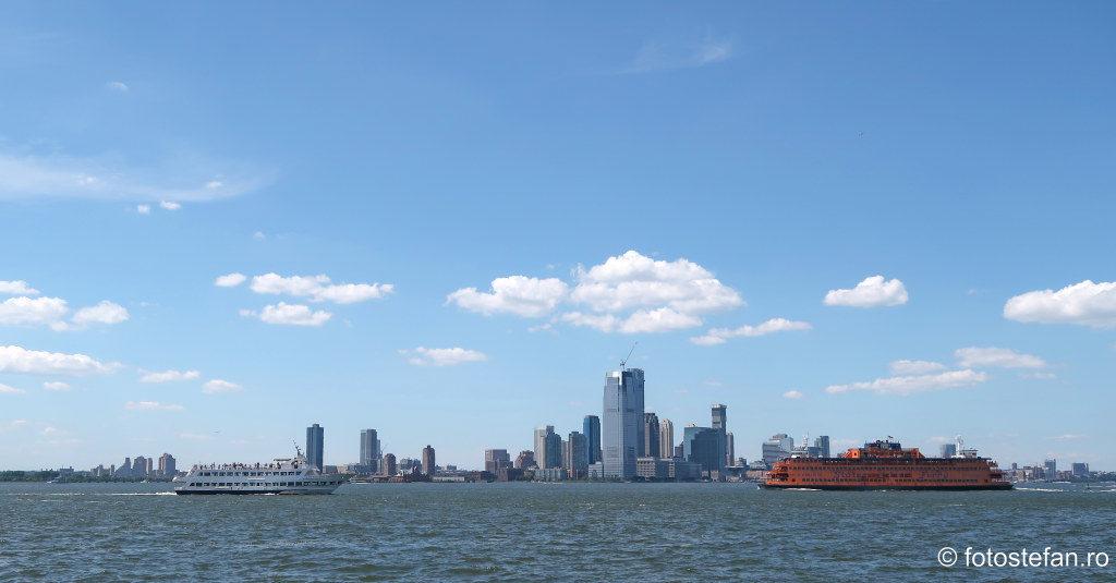 poza bac staten island ferry america