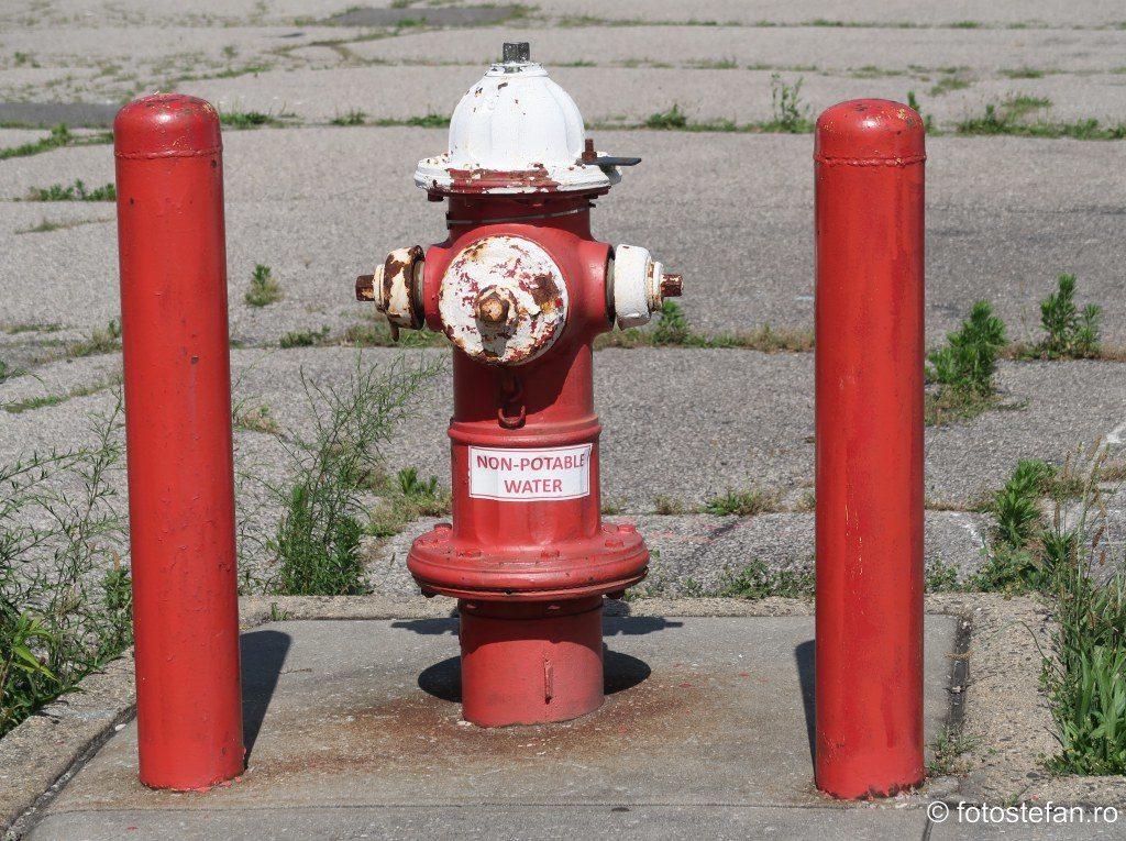 poza hidran pompieri Governors Island new york vacanta