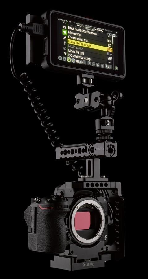 fotografie Kitul de filmat Nikon Z 6