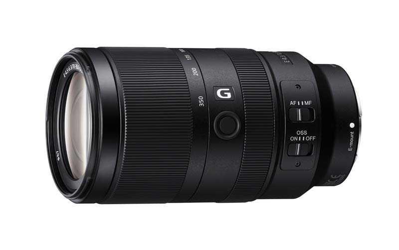 E 70-350mm F4.5-6.3 G OSS obiectiv zoom Sony SEL70350G