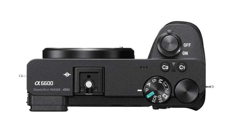 grip aparat foto mirrorless sony alpha a6600 review test