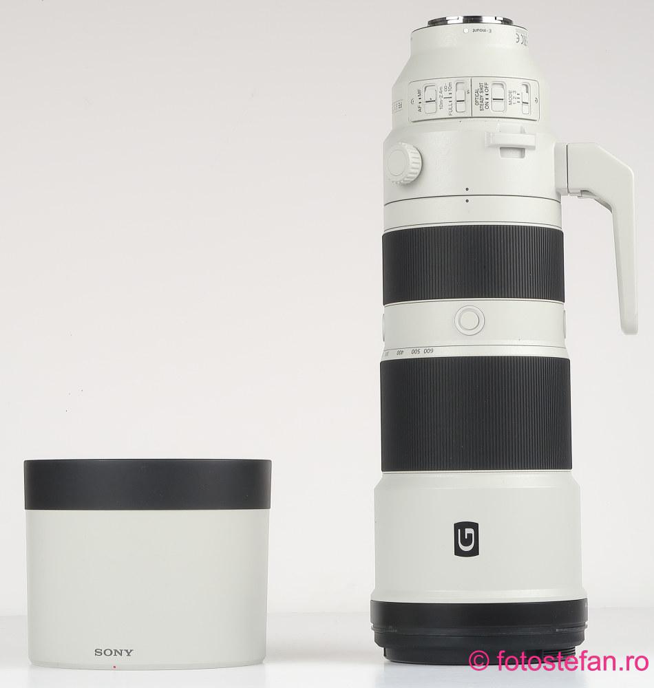 poza obiectiv zoom Sony FE 200-600mm f/5.6-6.3 G OSS