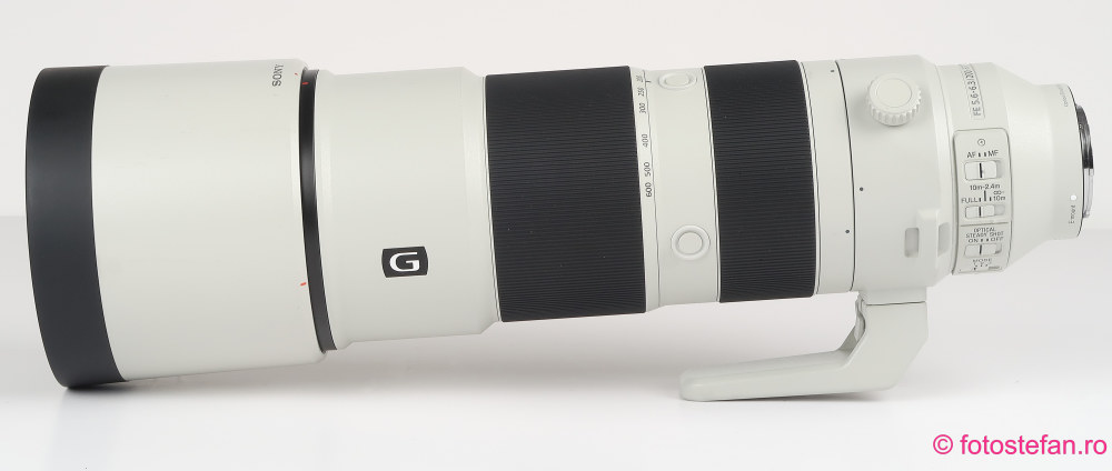 poza obiectiv zoom sony SEL200600G test review