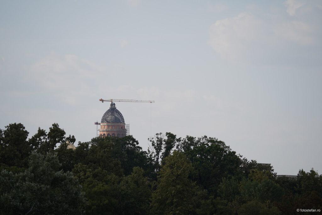 poza Catedrala Mantuirii Neamului Bucuresti