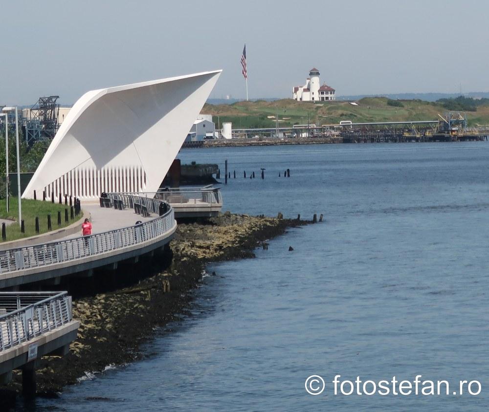 poza monument 11 septembrie america vacanta