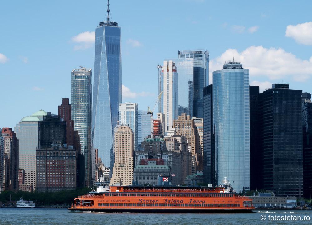 fotografie turistica new york america staten island ferry