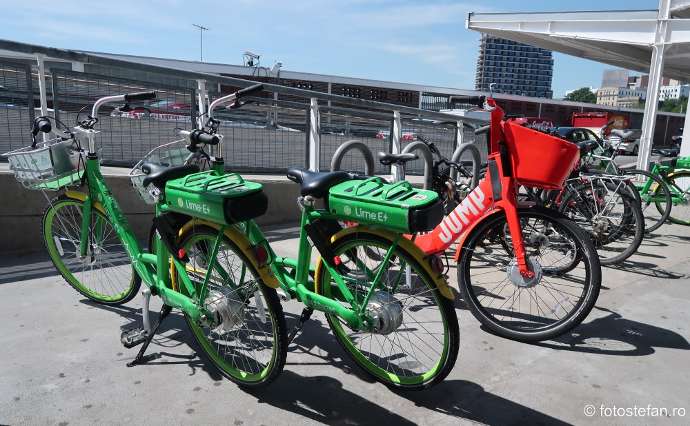 poza biciclete electrice lime jump new york fotografie turism sua