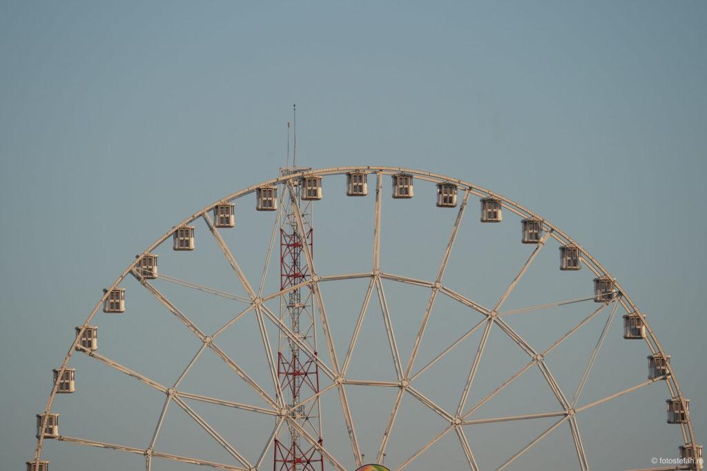fotografie roata mare parc tei bucuresti sector 2