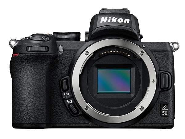 poza senzor dx mirrorless Nikon Z 50
