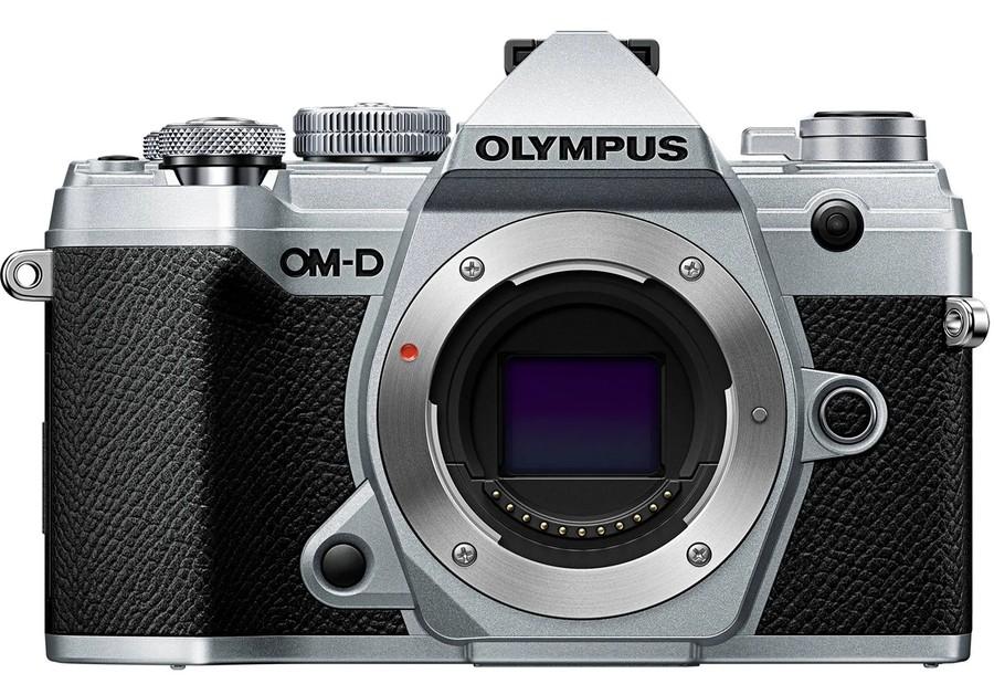 poza senzor 4/3 aparat foto mirrorless Olympus E-M5 Mark III