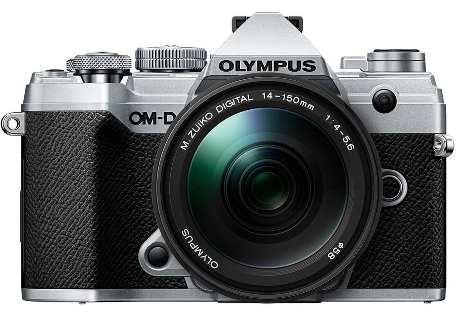 Olympus OM-D-E-M5 Mark III poza aparat foto mirrorless