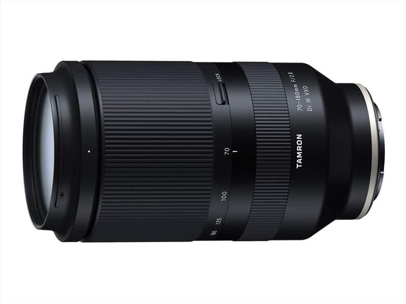 poza teleobiectiv zoom Tamron 70-180mm F/2.8 Di III VXD (Model A056)