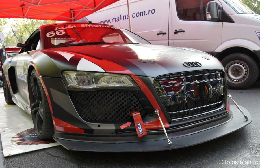 poza audi Super Rally Bucuresti soseaua Kisseleff