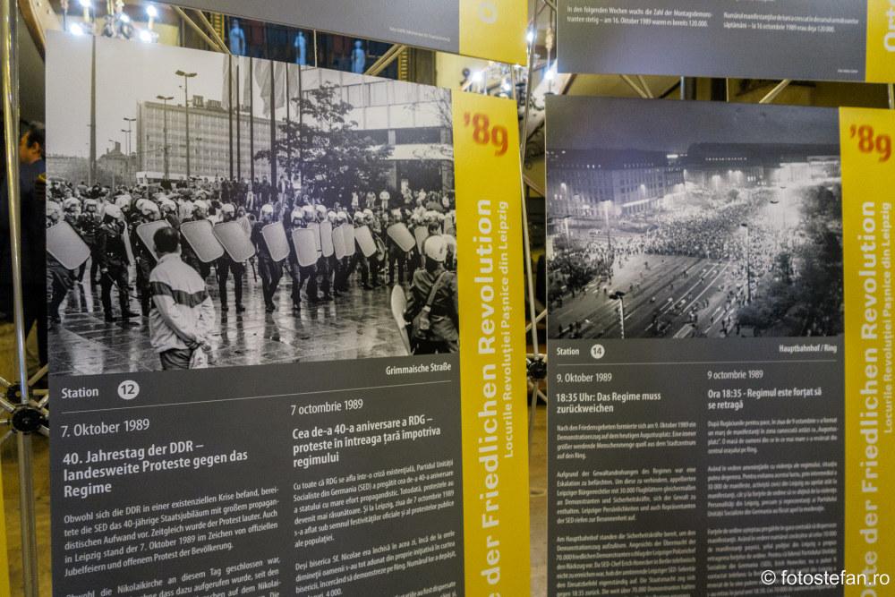fotografii revolutie 1989 germania caderea zidului