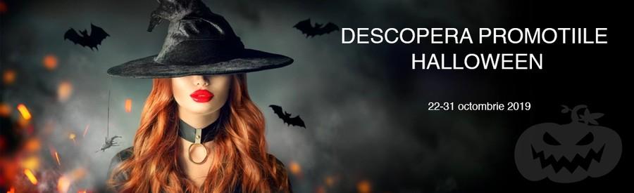 Reduceri de Halloween la aparate accesorii foto-video
