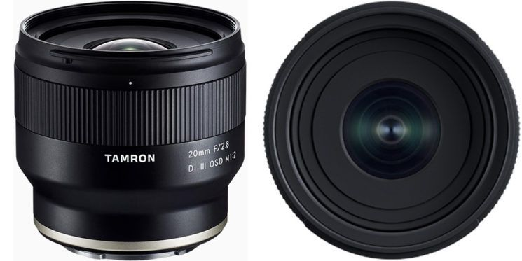 obiective Tamron pentru Sony mirrorless fullframe