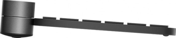perifericele logitech tastatura wirless iluminare led design aluminiu